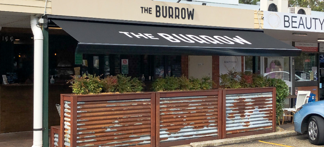 The Burrow Cherrybrook best cafe in the Hills